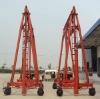 40t Mast Mobile Container Crane