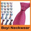 Fashion Woven Silk Tie