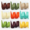 Shinning Mixed color Grosgrain Ribbon for Christmas Jewelry Decoration