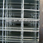 Square twisted steel grating weight (Heteng)
