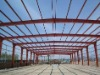 professional steel structrue warehouse and factory