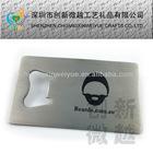 BO574 Popular Business Card Bottle Opener