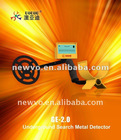 underground gold and silver detector
