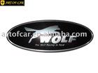 Ford Wolf car emblem