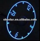 USB Fans with 7pcs LEDs which can burned message