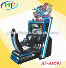 racing game machine/car racing game machine HF-AM501