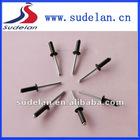 Various kinds of spike rivet