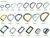 Iron wire buckles