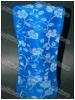 2012 unbreakable plastic folding flower vase PET vase