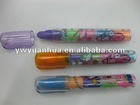 new design school rubber eraser for student, eraser pen