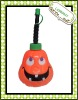Halloween PP Pumpkin face straw cup LX880037