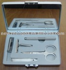 5 pcs manicure kit,with mirror