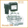 AC220V Right-angle Pulse Jet Solenod Valve