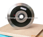 Pipe cutting blade for paper-cutting