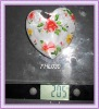 Heart Glass Paperweight-FHL030