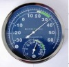 stainless steel thermo-hygrometer