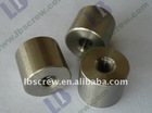 Stainless steel threaded round nut