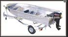 v bottom aluminum boats