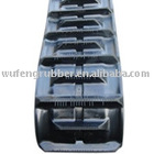 Kubota Rice/Wheat Harvester rubber track