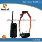 Aetertek dog shock collar anti bark dog collar pet collar ,for 1 dog , 550M range