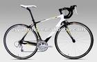 carbon fibre bicycle