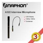Interview/Studio Wired Condenser Microphone A-322