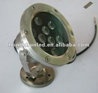 9w 12w 15w high power led underwater light ip68