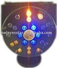 led warning light,solar barricade light ,traffic cone light ,solar signal light