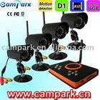 2.4GHz CCD CCTV Night Vision Wireless Camera