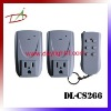 aisle light wireless remote control socket switch