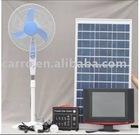 Portable Solar System 80W CES-1233