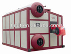 intelligent digital control gas fired hot water boilers made in china