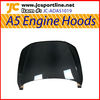 Carbon car hoods engine hood for Audi A5-OEM style