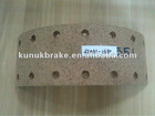 47441-1480 brake lining for Isuzu