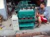 kitchen scourer making machine