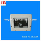 350*280mm small hinge RV caravan trailer Window with insect screen & blind special for washroom