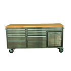 stainless steel Tool chest roller cabinet