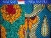 100% real wax batik fabric