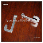aluminum printer spare parts by cnc machining