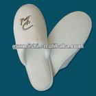 elegant walf checks hotel slippers