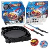 toop-non-stop collectible battling tops with smart LED 4D Beyblade Metal Fusion