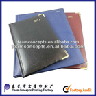 Custom Promotional Leather Hardcover Notebook