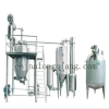 Extraction and Evaporator unit for solvent extraction