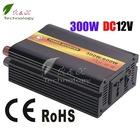 300W Pure sine wave inverter,Solar power inverter,DC12V to AC100~120/220~240V,CE&ROHS Approved