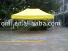 3x4.5m Aluminium Folding Instant Tent Meet CPAI-84 requirement
