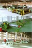 16cm slicing machine assembly