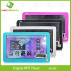 4.3 Inch HD Touch Screen Mp5 Player Built-in microphone