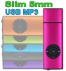 Cheap New arrival 2GB 4GB 8GB mp3 player Mini USB mp3 media player PMP(Pink)