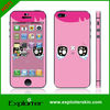 best quality cell phone skin stickers for iphone 5