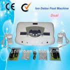 Dual system ion detox machine Au-04